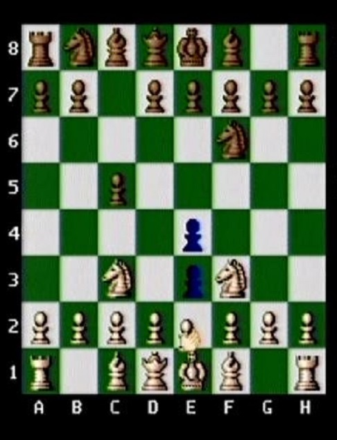 Beginning Pawn move range
