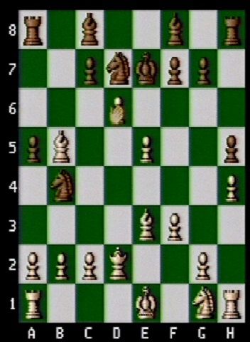 Check with a white pawn.