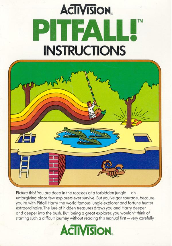 Pitfall Manual Cover