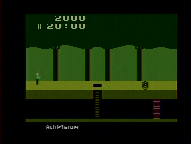 Pitfall Harry